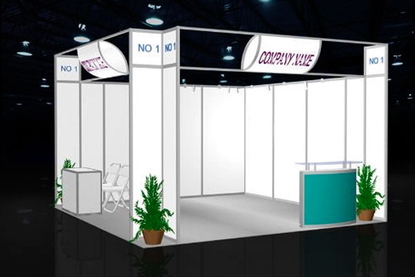 Stall Arrangement For Exhibition : Helanka stall builders
